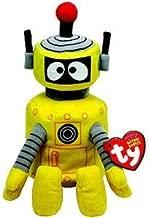 Ty Plush Beanie Baby Toy Doll YO Gabba Gabba Green Yellow PLEX 9 in. gift