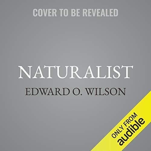 Naturalist audiobook cover art