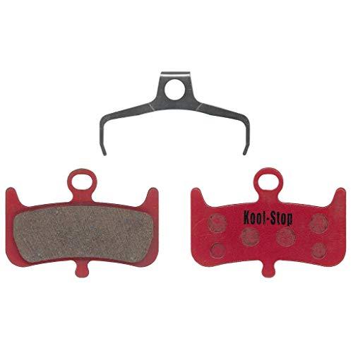 Kool Stop Unisex - Pastillas de Freno para Adultos, Color Rojo, Talla única