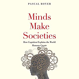 Minds Make Societies audiobook cover art