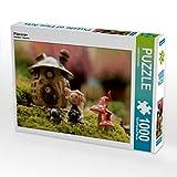 CALVENDO Puzzle Pilzsaison 1000 Teile Lege-Größe 64 x 48 cm Foto-Puzzle Bild von Judith Doberstein