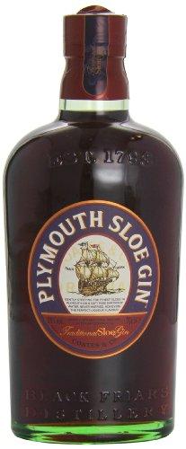 Plymouth Sloe Gin Likör - 0,7 Liter