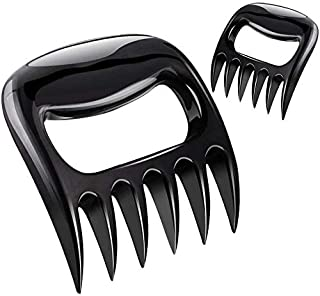 Meat Claws for BBQ, Bear Paws Shredders Easily Lift Handle, Kitchen Essentials Pros for Grilling Cooking Pulling Pork Beef...