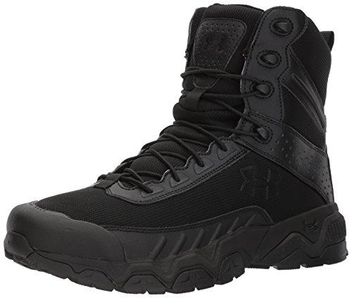 Under Armour pour Homme Tactique Valsetz 2.0 Chaussures de Marche, Noir, Taille 36