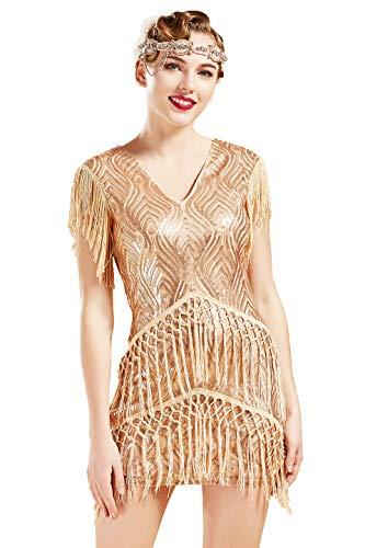 Lista de los 10 más vendidos para vestido de lentejuelas en ingles