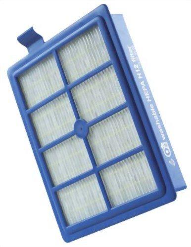 Electrolux EFH12W Accessoire Aspirateur 1 Cassette O2 Filter System Hepa 12 Lavable