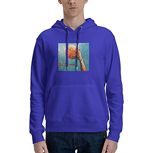 Rononand Slam Dunk Cotton Hoodies Comfortable Clothes Adult Hoodies Suitable For Daily Life/ Shopping XL