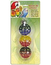 Arquivet Bolas de colores para pájaros
