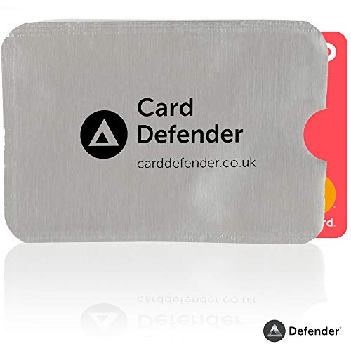 RFID Blocking Sleeves Contactless Cards - RFID Credit Card...