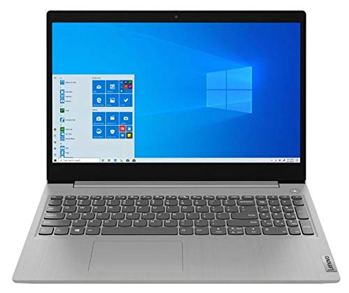 Lenovo IdeaPad 3 Laptop, 15.6' HD Touch Screen, Intel Core i7-1065G7, 4GB Soldered DDR4 + 4GB SO-DIMM DDR4, 256GB SSD M.2 2242 PCIe 3.0x2, Win 10 - Platinum Grey