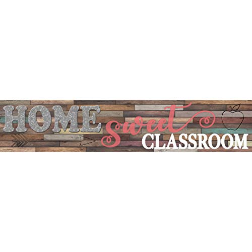 Teacher Created Resources Home Sweet Classroom Banner (TCR8837)