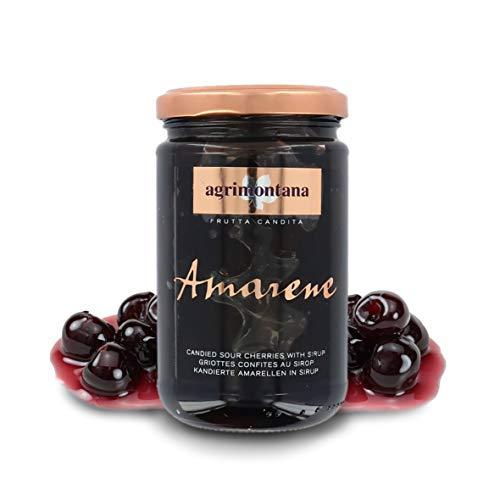 Agrimontana Frutta Candita Artigianale, Amarene Candite...