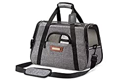 Sleeko pet carrier, airline approved, one of the best selling pet carriers
