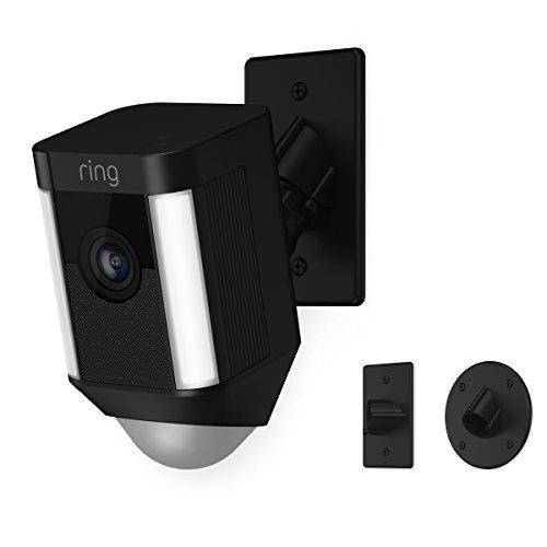 Ring Spotlight Cam Mount HD Security Camera