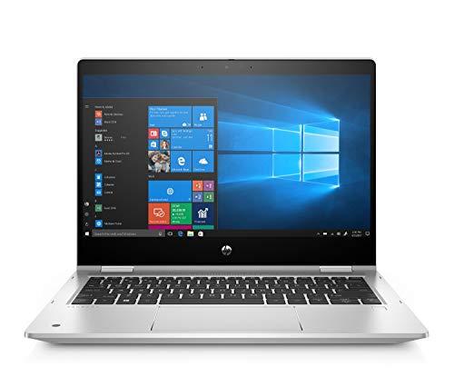 HP ProBook x360 435 G7 - Ordenador portátil Profesional de 13.3' FHD (AMD Ryzen 3 4300, 8 GB RAM, 256 GB SSD, Gráficos AMD Radeon, Windows 10 Pro, Aluminio) Gris - Teclado QWERTY español