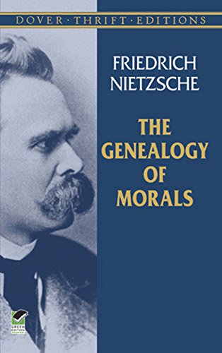 The Genealogy of Morals (Dover Thrift Editions) - Kindle edition ...