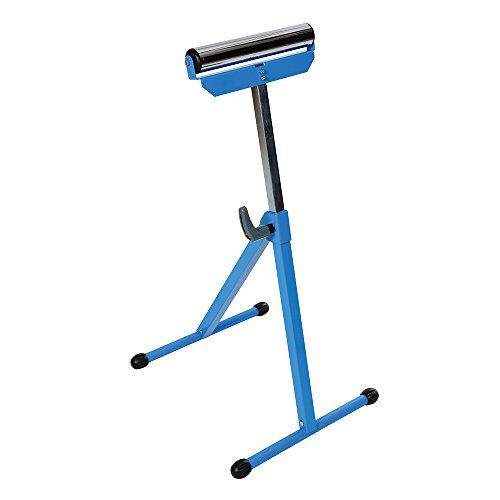 Silverline Tools 675120 - Caballete telescópico con rodillo 685-1080 mm