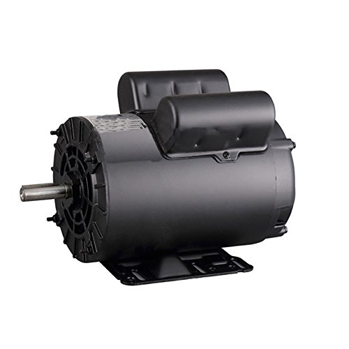 5HP SPL 3450 RPM 60 Hz Air Compressor Electric Motor 208-230 Volts 56 Frame B385