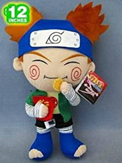 "Fatflyshop 12""naruto Chouji Akimichi Japanese Anime Cartoon Plush Plushies Animals Stuffed Soft Doll Toy"