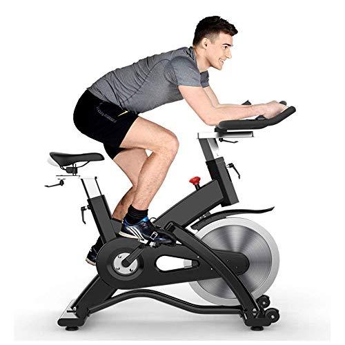 BZLLW Ciclismo Indoor Bicicleta Fija Ajustable Asiento Ajustable y el Manillar de Bicicleta de Ejercicios, for el hogar Cardio Entrenamiento de la Gimnasia