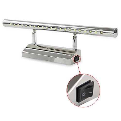 bobotogo lampada da specchio per bagno led 5W 7W luce bianca fredda SMD moderno 5W kaltweiß