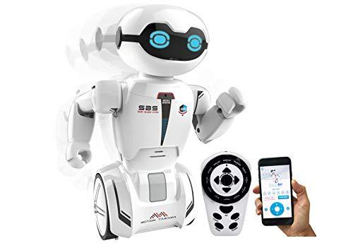 Silverlit88045 MacroBot, Colori Assortiti