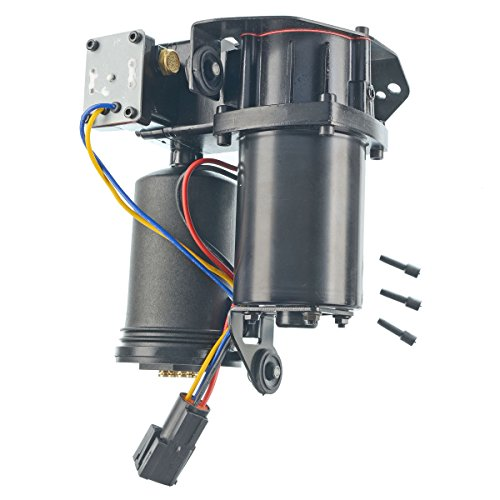 A-Premium Air Ride Suspension Compressor Replacement for Ford Expedition 1997-2006 Lincoln Navigator 1998-2006