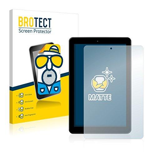 BROTECT 2X Entspiegelungs-Schutzfolie kompatibel mit Medion Lifetab E10501 (MD 60240) Bildschirmschutz-Folie Matt, Anti-Reflex, Anti-Fingerprint