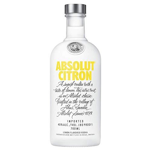 Absolut Citron Vodka - 700 ml