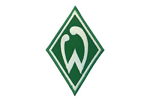 Unbekannt SV Werder Bremen Raute Aufnäher (one Size, grün/weiß)