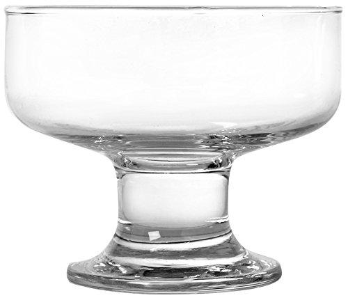 Pasabahce Iceville Juego de Vasos , Vidrio, Transparente, 10 x 10 x...