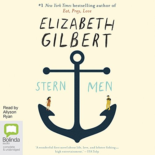 Stern Men audiobook cover art