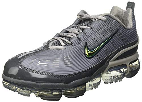 Nike Air Vapormax 360, Scarpe da Corsa Uomo, Iron Grey/Enigma Stone-Mtlc Cool Grey-Black-Anthracite, 42.5 EU