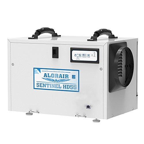 AlorAir Déshumidificateur pour sous-Sol/Vide sanitaire (60 L)