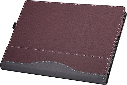 S15 S510 Tasche für Asus VivoBook 15 F505 F510 F513 K571 FX516 S530 S510UA X510UQ GA502 C523 15,6 Zoll Laptop Cover Schutzhülle Schutzhülle (weinrot)