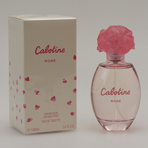 Cabotine Rose by Parfums Gres for Women. Eau De Toilette Spray 3.4 Ounces by Parfums Gres [Beauty] (English Manual)