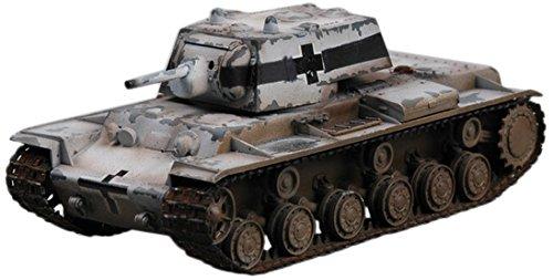 Easy Model KV-1 Model 1941 Heavy Tank, A Captured KV-1 Die Cast Military Land Vehicles