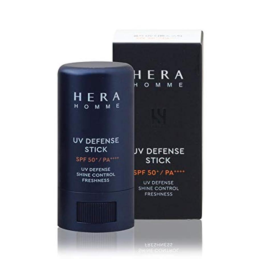 ダイヤル病的軽蔑するHERA【ヘラ】オム ディフェンススティック/Homme UV Defense Stick 18g, SPF50+/PA++++