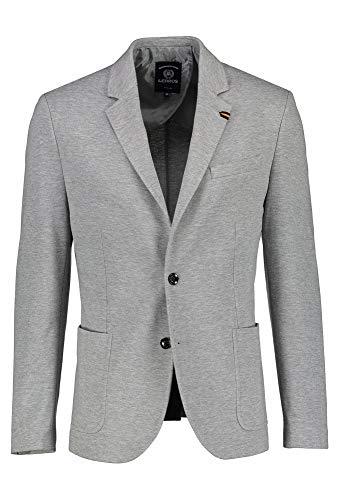 LERROS Unifarbenes Sakko Grey,48