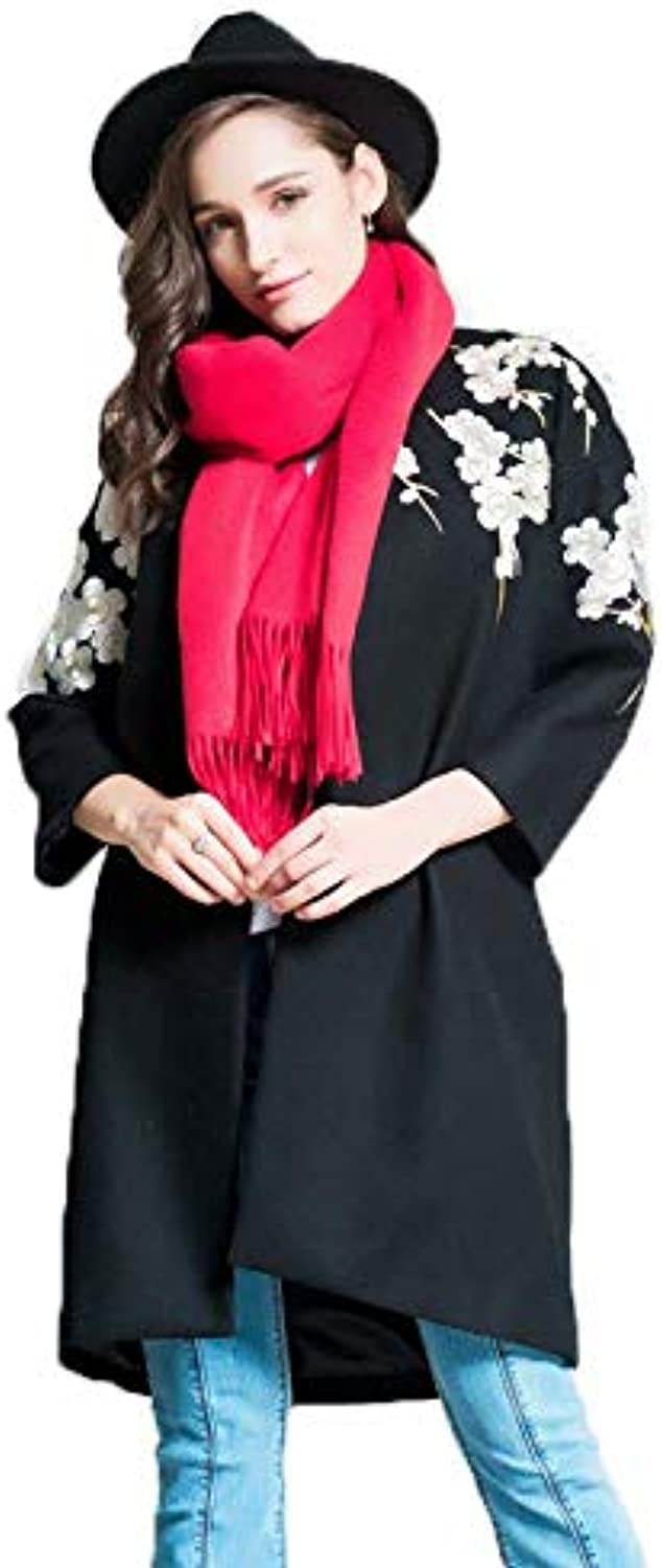Fashion fall winter scarves shawl for women ultra soft knitted fabricG diameter200cm(79inch)