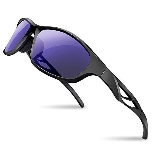Lixada - Sportbrillen für Damen in Lila