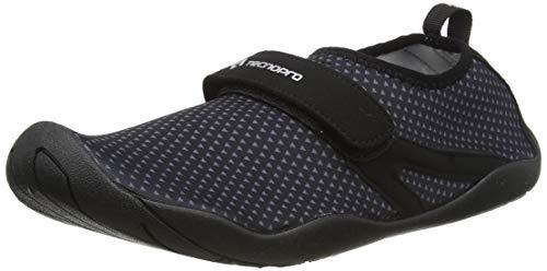TECNOPRO Herren Ocean Squash-Schuh, schwarz, 46 EU
