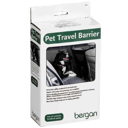 Bergan Pet Travel Barrier