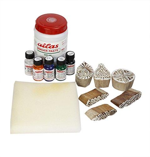 Designers Den Block Printing Kit