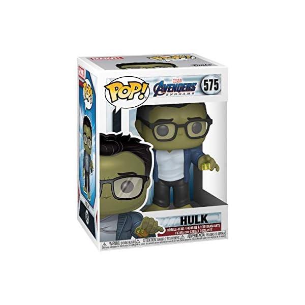 Funko Pop Hulk con un taco (Los Vengadores: Endgame 575) Funko Pop Los Vengadores