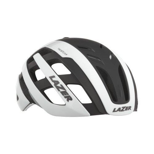LAZER(レーザー) ヘルメット Century AF アジアンフィットモデル R2LA854131X ホワイト/ブラック L(58-61cm)