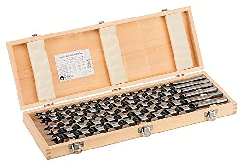 Bosch Professional Bosch Professional 6tlg. Holzschlangenbohrer-Set mit Bild