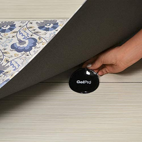 GelPro GellyGripper 3 Adhesive Anti Skid Grip Pad for Under Area Rug Standing Desk Mat or to product image