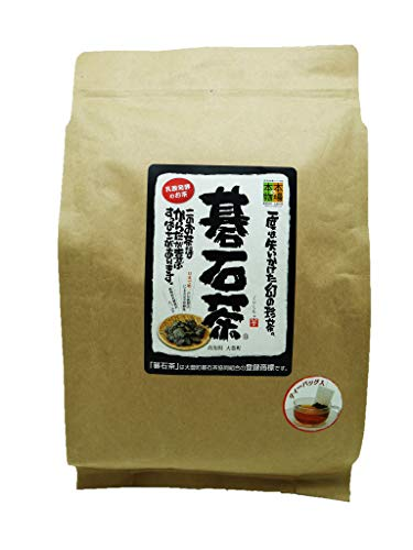 【Amazon.co.jp限定】 大豊町碁石茶協同組合 碁石茶 ティーバック 100入 ティーバッグ