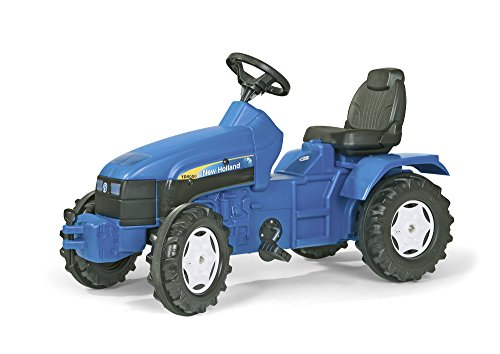 ROLLY TOYS 36219 - Veicolo a Pedali New Holland TD
